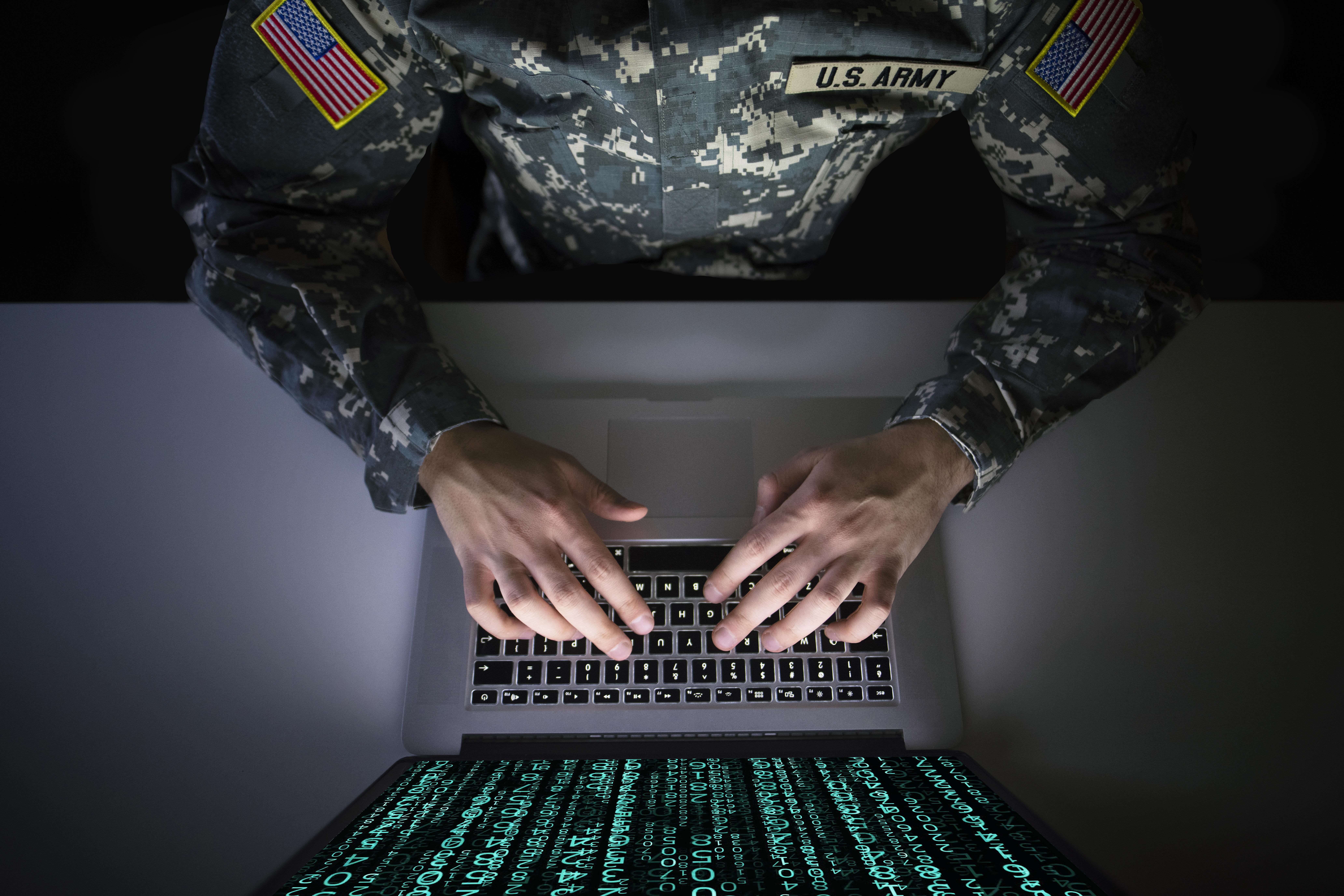 MilitaryCyberAttack